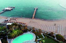 Türkei All Inclusive Urlaub: 7 Tage im TOP 5* Hotel in Side mit Flug, Transfer & Zug nur 4...