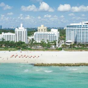 Riu Miami Beach Strandansicht