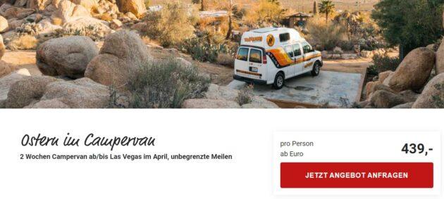 Las Vegas Campervan