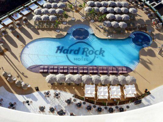 Hard Rock Teneriffa