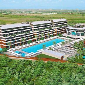 Luxusurlaub in der Türkei: 7 Tage im neuen TOP 5* Hotel mit All Inclusive, Flug & Transfer nur 451€