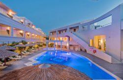 7 Tage Kreta im TOP 4* Hotel inkl. Halbpension, Flug, Transfer & Zug nur 378€