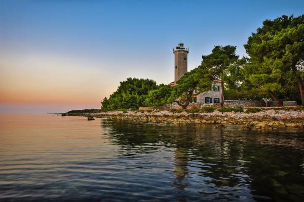 Kroatien Leuchtturm-Villa