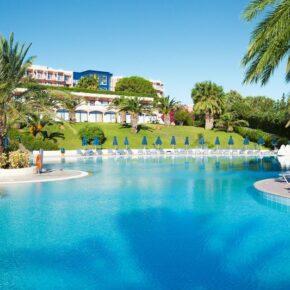 Auf nach Rhodos: 7 Tage im 4* Hotel mit Halbpension & Flug nur 327€
