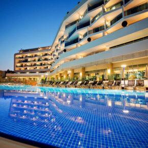 Strandurlaub: 7 Tage Türkei im TOP 5* Hotel mit All Inclusive, Flug & Transfer nur 379€