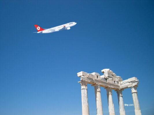 Turkish Airlines Wallpaper 1