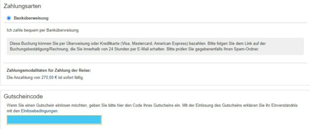 Travel Overland Gutscheincode