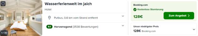 Screenshot: 2 Tage Rügen