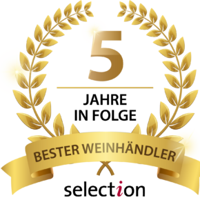 Belvini Auszeichnung Weinhändler
