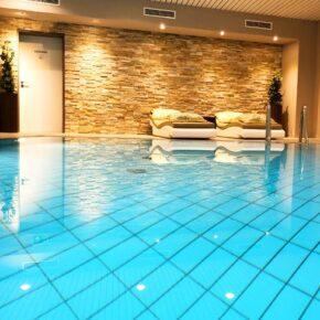 Neueröffnetes Spa: 3 Tage im TOP 3* Hotel mit Frühstück & Wellness für 89€