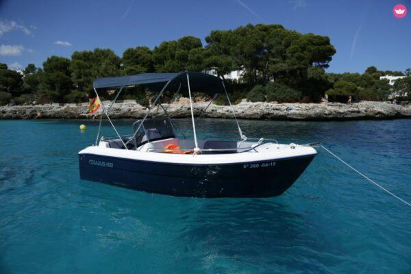 Motorboot Pegazus