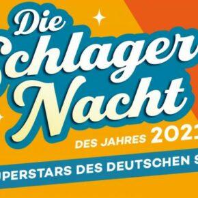 Schlagernacht des Jahres in Hamburg: 2 Tage mit Premium-Hotel, Frühstück & Ticket für 109€