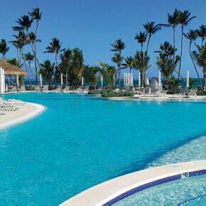 Dom Rep Paradies: 10 Tage im neuen TOP 5* Hotel mit All Inclusive, Direktflug, Zug & Transfer für 1.477€