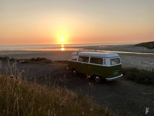 VW Campingbus yescapa