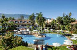 Teneriffa: 7 Tage im guten 4* Hotel mit Halbpension, Flug & Transfer nur 476€