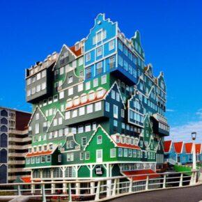 Amsterdam Kurztrip der besonderen Art: 2 Tage im mega stylischen TOP 4* Hotel mit Frühstück nur 52€