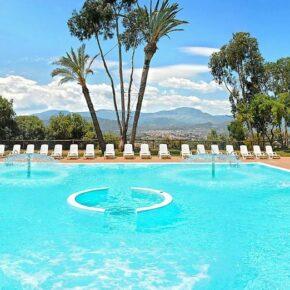 Sardinien: 6 Tage im 4* Strandhotel inkl. Halbpension & Flug nur 485€