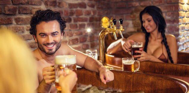 Beer Spa Prag