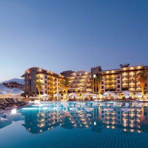 All Inclusive in der Türkei: 1 Woche im 4* Hotel inkl. Flug & Transfer nur 529€