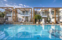 Kreta-Luxus: 7 Tage im TOP 4.5* Hotel mit Halbpension, Flug, Transfer & Zug für 611€