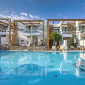 Kreta The Island Hotel Pool