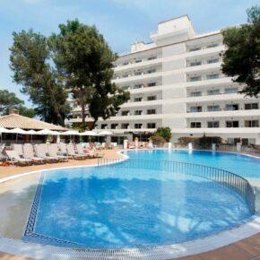 Mallorca Last Minute: 5 Tage im guten 4* Hotel mit Halbpension, Flug, Transfer & Zug nur 275€