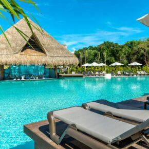 Traumurlaub: 10 Tage Mexiko im TOP 5* Strandresort mit All Inclusive, Direktflug & Transfer nur 1.266€