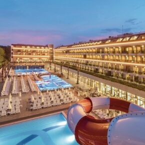 All Inclusive in der Türkei: 7 Tage im TOP 5* Hotel mit Flug & Transfer nur 448€