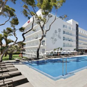 Lastminute Mallorca: 5 Tage mit TOP 4* Hotel, Halbpension, Flug, Transfer & Zug nur 283€