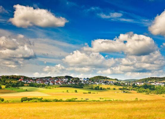 Sauerland Dorf
