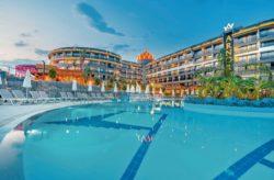 Luxus: 7 Tage Türkei im neuen 5* Resort mit All Inclusive, Flug, Transfer & Zug nur 534€