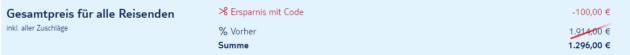 7 Tage Fuerte Code