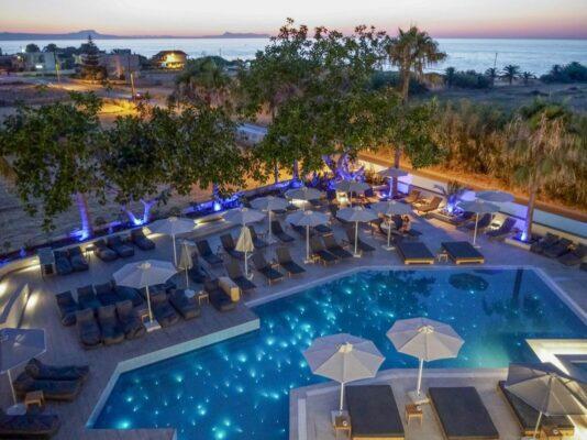 CHC Imperial Palace Pool Kreta