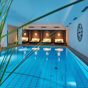 Wellness in Bayern: 3 Tage im neuen 4* Spa Hotel mit Halbpension nur 159€