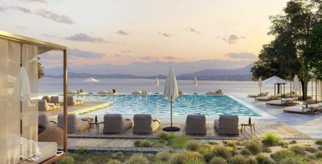 Domes Corfu Resort