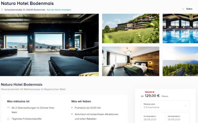 Hotel Bodenmais