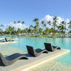 Luxus in der Dom Rep: 9 Tage Punta Cana im 5* Resort mit All Inclusive, Flug & Transfer für 1.270€