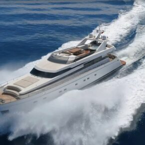 Ahoi! Private Luxus-Yacht in der Toskana: 7 Tage mit Jacuzzi & Personal für 1.326€