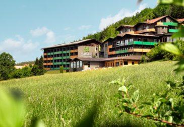 Nachhaltiges 3.5* Panoramahotel: 3 Tage im Bayerischen Wald mit Frühstück & Wellness für...