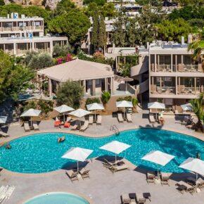 Luxuriöses Hotel auf Rhodos: 8 Tage im TOP 4* Hotel mit All Inclusive & Flug nur 325€