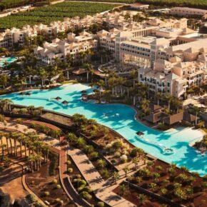 Luxus auf Teneriffa: 1 Woche im TOP 5* Hotel mit Halbpension, Flug, Transfer & Zug für 888€
