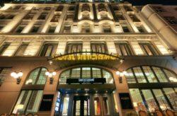 Hamburg: 2 Tage im zentralen TOP 4* Hotel im Art-Déco Stil nur 50€