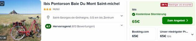 Mont Frankreich