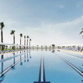 Luxus in der Türkei: 6 Tage im TOP 5* Hotel mit All Inclusive, Flug & Transfer nur 544€