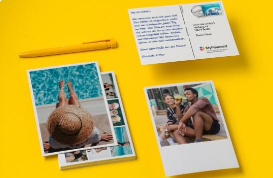 Postkarte von MyPostcard