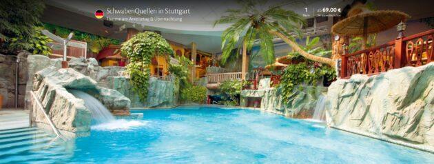 2 Tage SchwabenQuellen Stuttgart