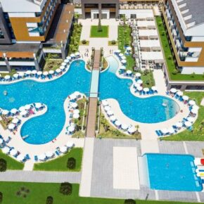 Türkei: 7 Tage Side im TOP 5* Hotel mit All Inclusive, Transfer & Flug für 385€
