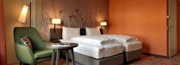 HWest Hotell Hall Zimmer Österreich