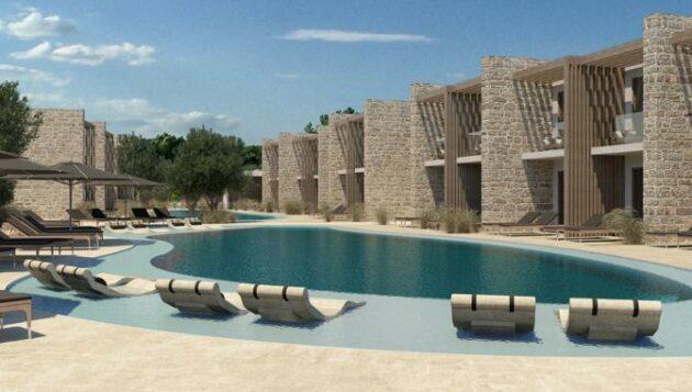Utopia Blu pool
