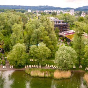 Wellnesstraum am Bodensee: 3 Tage übers Wochenende ins 4* Hotel mit Frühstück & Extras nur 195€